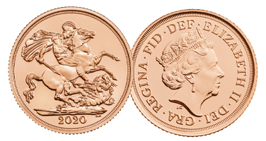The Royal Mint Sovereign